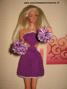 Barbie PomPom Girl 2