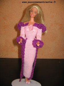 Barbie Purple 1