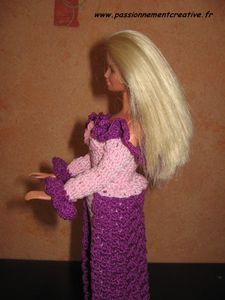 Barbie Purple 3