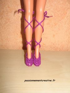 Barbie Starbright chaussures