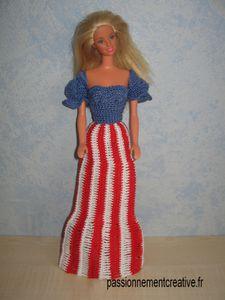 Barbie au 14 juillet 1
