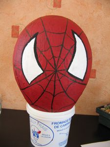 Pinata-spiderman 0218