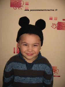 bonnet Mickey 2
