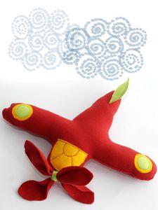 doudou avion - plane toy