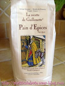 pain d'épices de Guillemette (3)