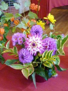 Fleurs et fruits 16