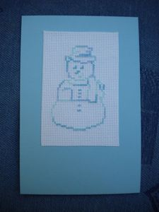 bonhomme neige mnelly