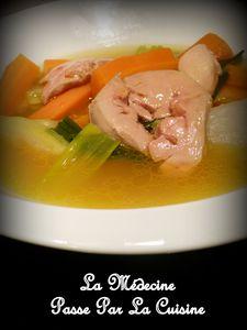 foie gras poché