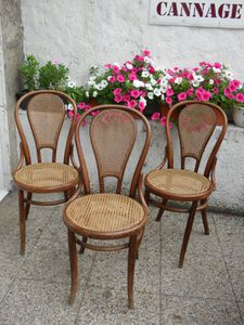 Thonet, French caning