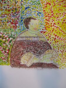 beaux arts pointillisme 6