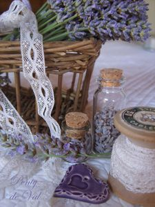 Lavender and Lace Penty de Val