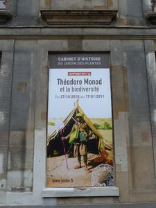 France-Paris-janvier 2011-affiche Th Monod