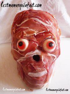 Recettes halloween 49 affreuses delicieuses idees en - Comment fabriquer un sac a bonbon pour halloween ...