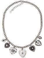collier à coeurs accessorize 13.90