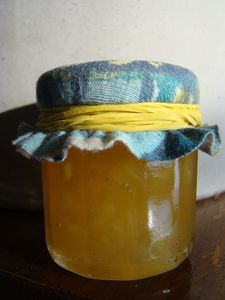 CONFITURE ANANAS POIRES AU WHISKY