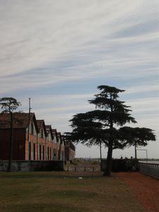 Rosario - Docks en el Río Paraná