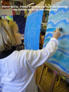 Peinture-Delaunay-Rond-Noël-Atelier de Flo9