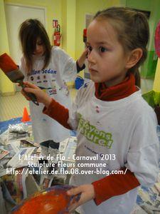 Carnaval Atelier Enfants Donchery Ardennes Artiste-Flo Megardon-28
