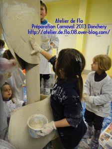 Carnaval Atelier Enfants Donchery Ardennes Artiste Peintre9