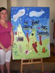 Atelier Peinture 13 Sedan Florence Megardon
