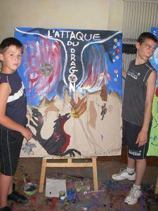 Atelier Peinture 14 Sedan Florence Megardon