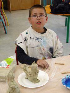 Flo Megardon Atelier Argile Nikki de St Phalles Torcy 25