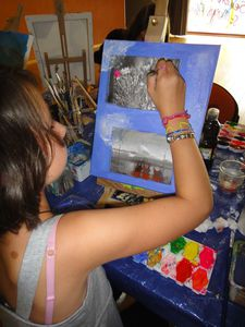 Artiste Peintre Plasticien Ardennes Flo Megardon Peinture1