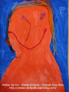 Paul Klee atelier enfants artiste peintre Flo Megardon20