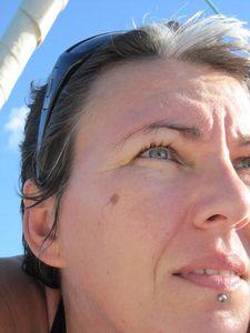 sur le bateau et dans l'eau hier 032
