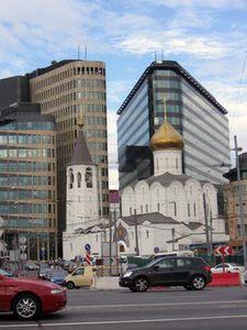 Saint-Nicolas le Thaumaturge Tverskaya