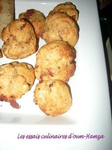 Cookies jam tom Oum Hamza