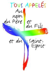 Dimanche 3 juin 2012 sainte trinité – b baptêmes de romane et