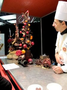 ecole interculturelle - salon du chocolat 2