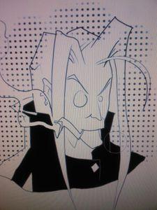 Sephiroth trame
