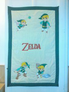Couette Zelda Le Blog De Caly