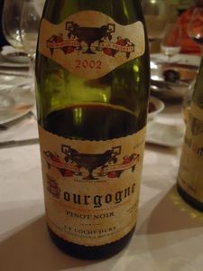Bourgogne Rouge 2002 COCHE-DURY (1) [500]