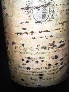 PULIGNY Demoiselles 93 COLIN bis [500]