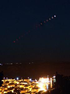 Traccia eclissi 2011