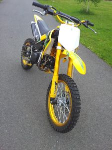 DIRT BIKE PASSION MOTO 001