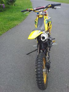 DIRT BIKE PASSION MOTO 002