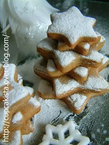 Gingerbread Christmas Trees-1