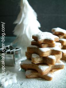 Gingerbread Christmas Trees-2