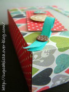 Boîte à Cupcakes Maison Coeurs-3