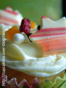 Cupcakes Chocolat Blanc Orange-2