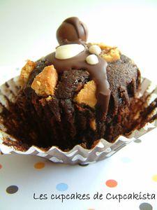 Cupcakes Choco Biscuit Nutella-2