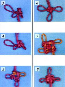 Comment se faire des n uds tai ji quan et qi gong le blog de xiao long - Comment faire les bracelet elastique ...