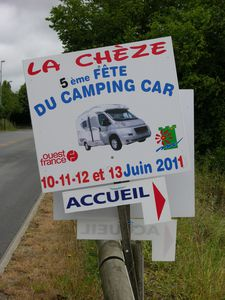 Club De Camping Car Du Gatinais