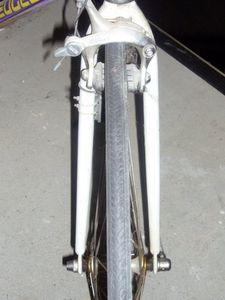 fourche du vélo