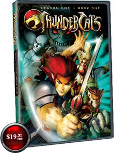 Thunder Cats Anime on Thundercats Anime Episode On Thundercats Season 1 Book 1 Dvd Maine
