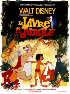 affiche Livre de la jungle 1967 2